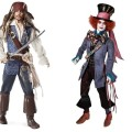 Johnny Depp Barbies