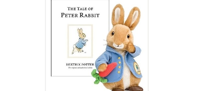 Children's Book & Plush Gift Sets