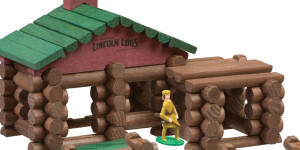 Lincoln-Log-Set