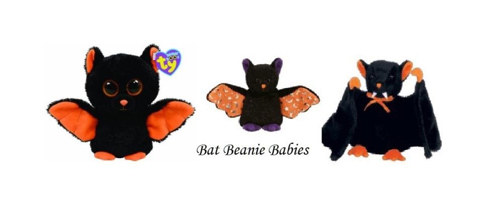 Bat Beanie Babies are Perfect for Halloween! 7e83e4ec6ecd
