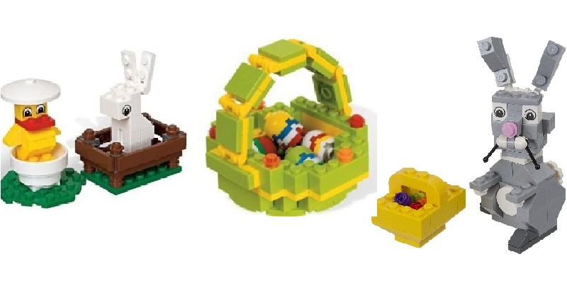 Lego Easter sets