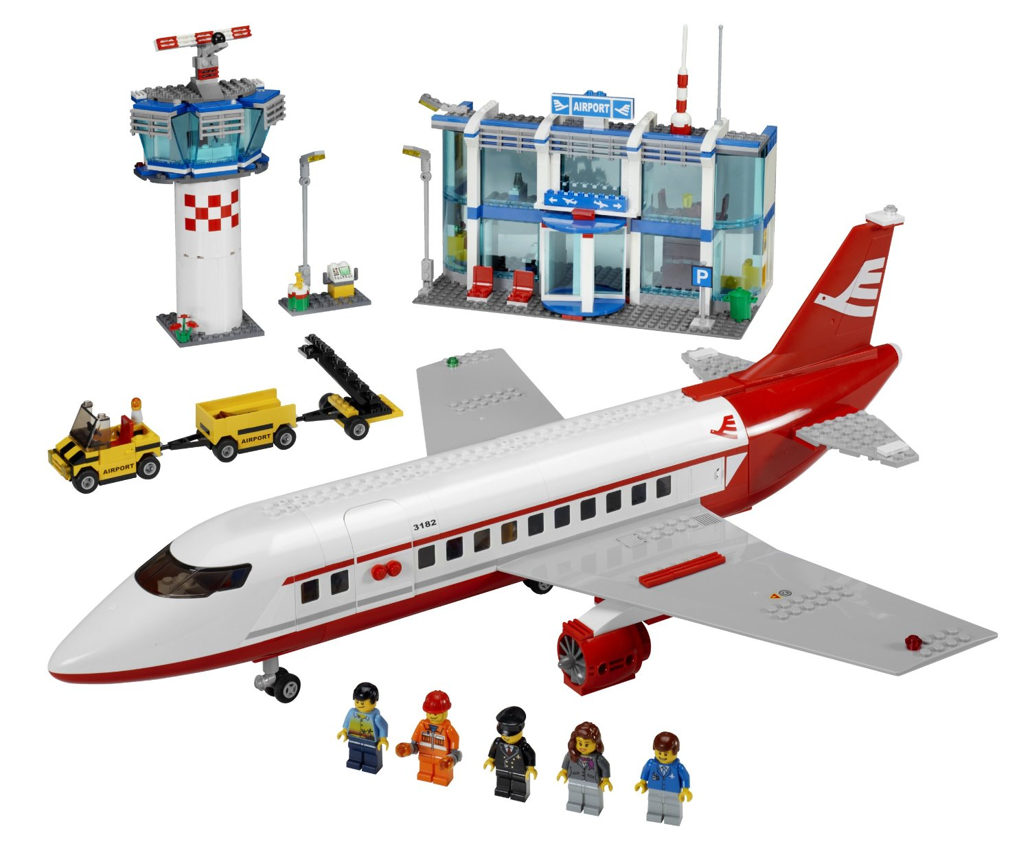 Lego Planes & Helicopters