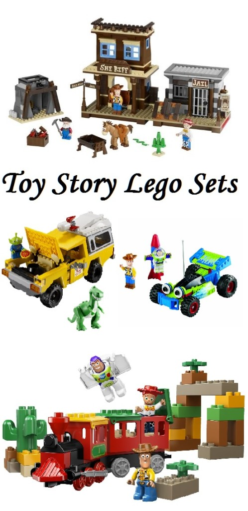 Lego Toy Story Sets