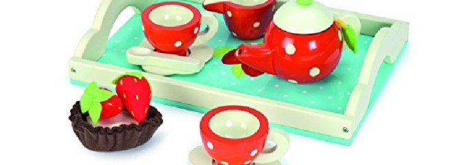 Everyday Toy Tea Sets for Children