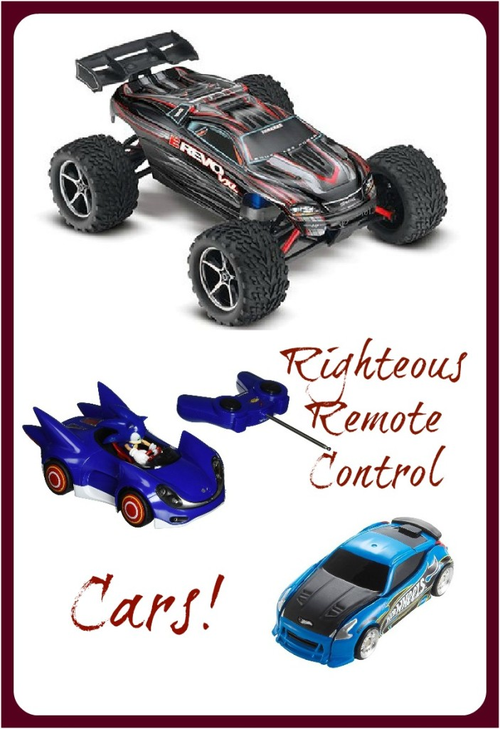 Remote Control Racing Cars