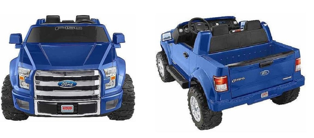 Power Wheels truck