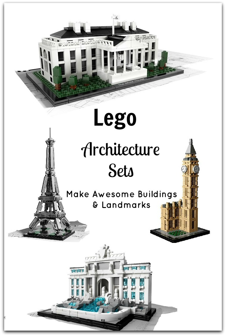 Lego Architecture Sets Toy Treasures 21006 The White House Buildings And Landmarks