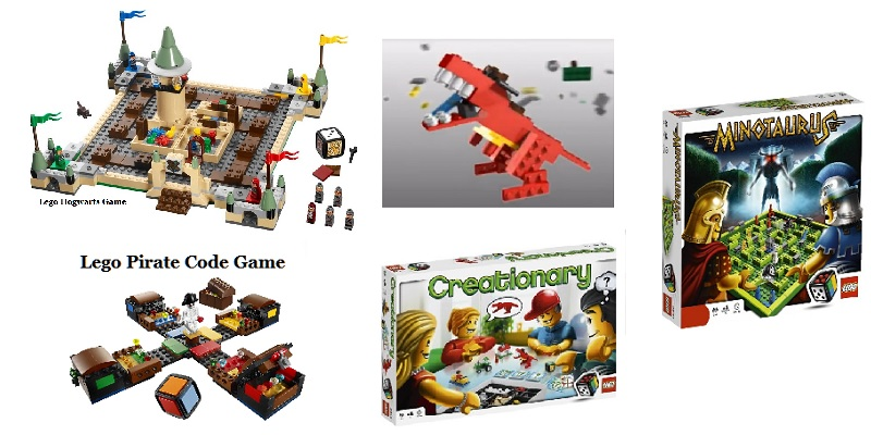 Best Lego Board Games - A Great Way to Share Legos | Toy Treasures